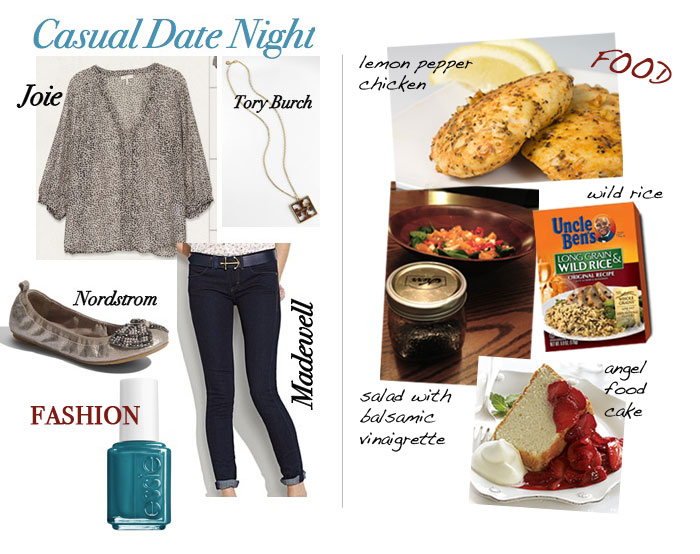 Casual Date Night Ideas